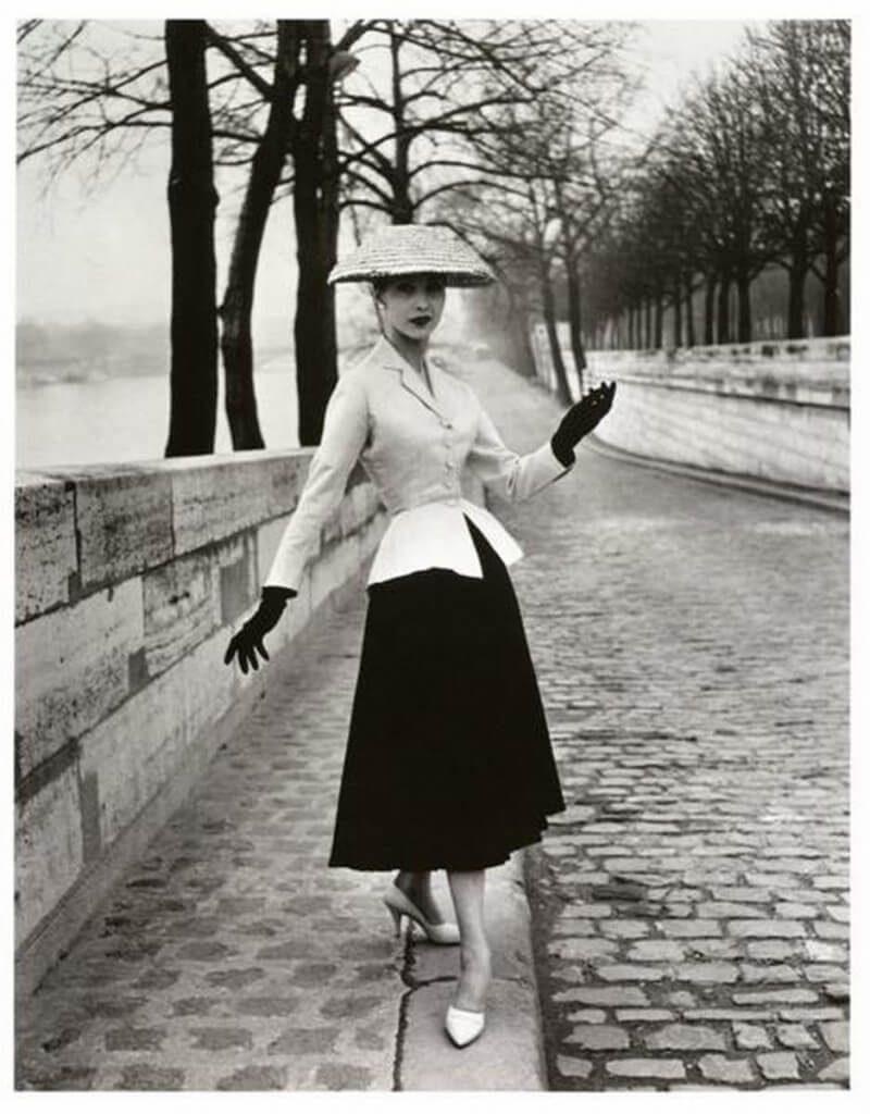 Imagen Personal. La silueta Dior